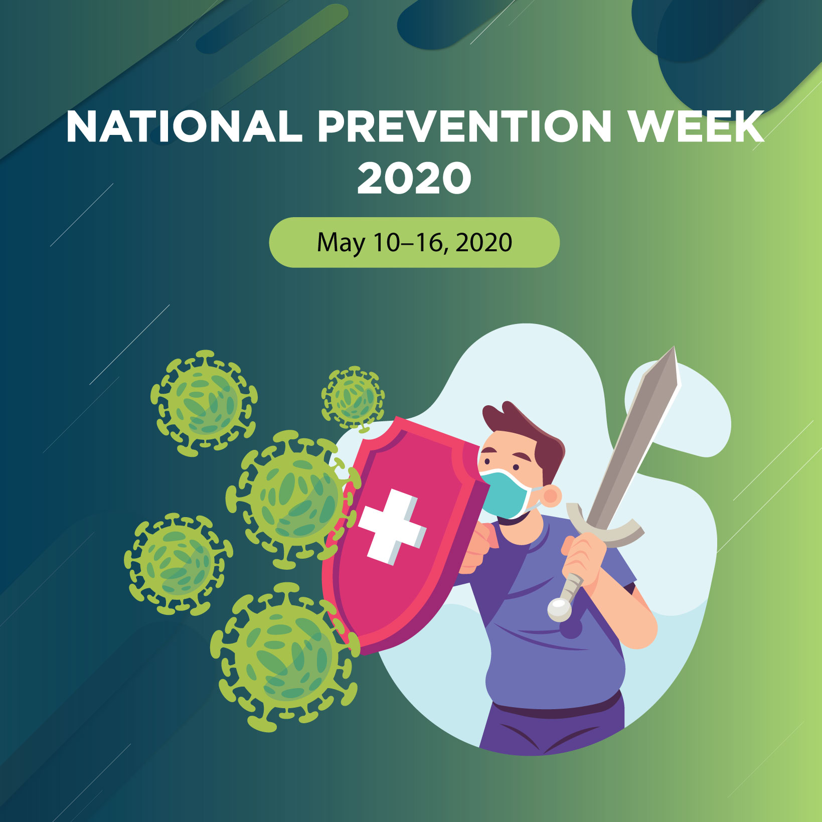 national-prevention-week-2020